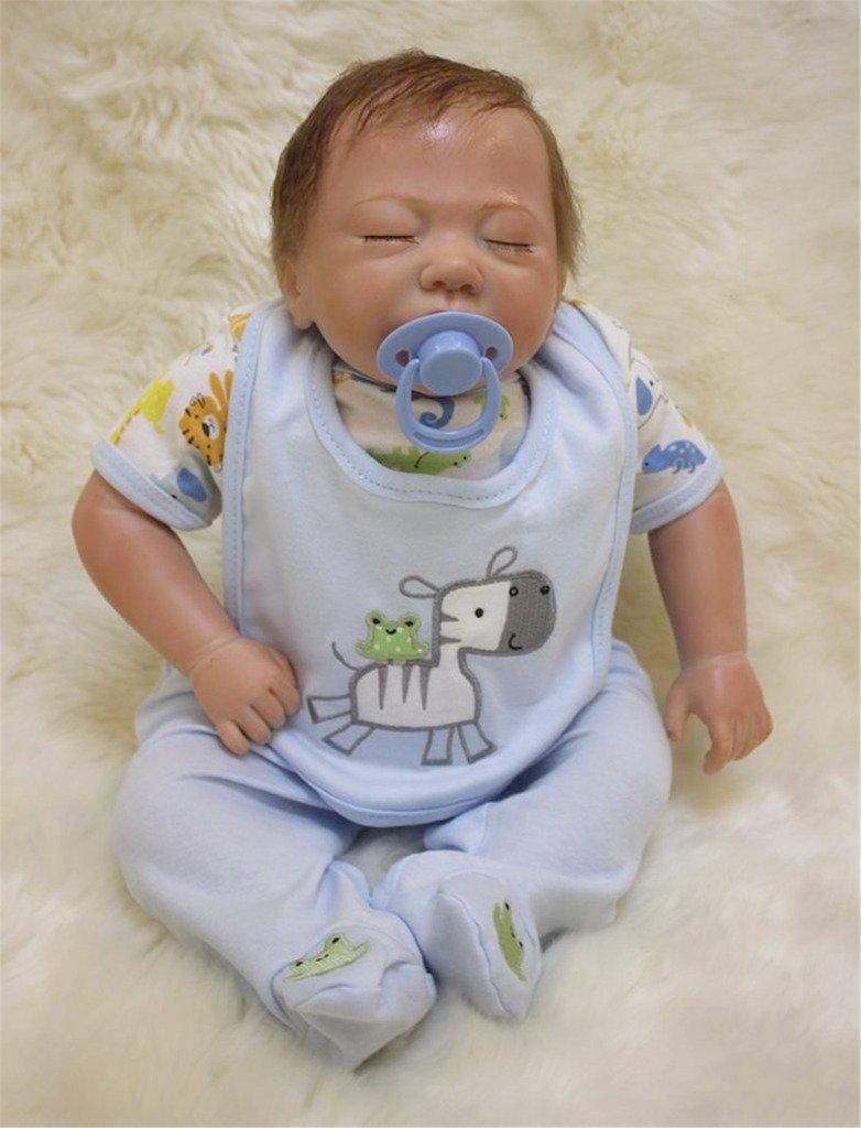 Terabithia Mi pequeño Cacahuete Rare Alive Reborn Sleepy Baby Doll