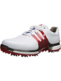 the latest 5590b b38a4 adidas Mens Tour360 2.0 Wd Golf Shoe