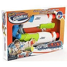 Nerf Super Soaker 5-Stream Scatter Blast (Pack of 2)