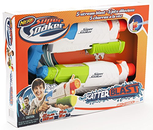 nerf super soakers - 3