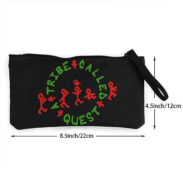 Amazon.com: Una tribu llamada Quest Logo lienzo dinero ...