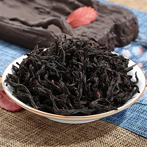 (RuXinBB TEA Wuyishan DaHongPao/Big Red Robe Tea, Chinese KongFu tea Wuyi rock tea Hight Mountain Tea 正宗武夷山大红袍岩茶好茶礼罐装或PVC简装(Gift cans100g))