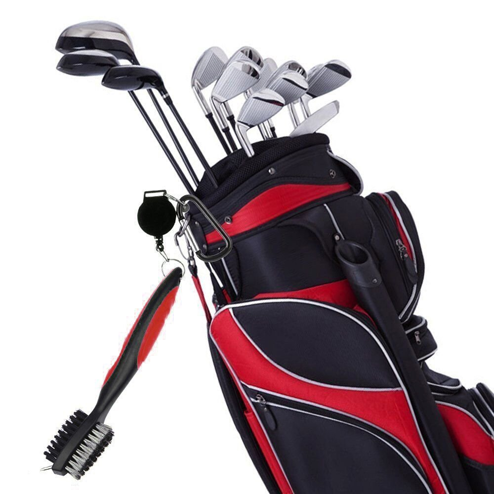 Amazon.com: Cepillo de limpieza de golf Club Groove ...