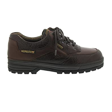 Barracuda Brown Mens Lace Up Shoes vk8LPhOo