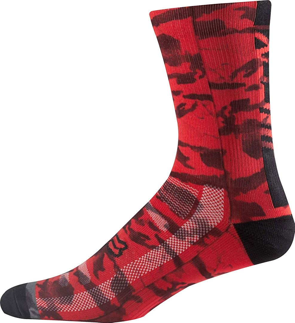 Fox Hombre 8/Creo Trail Calcetines