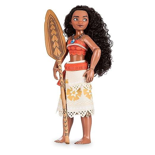 12 opinioni per Ufficiale Disney Moana 28 centimetri bambola classico con pieghevole barca