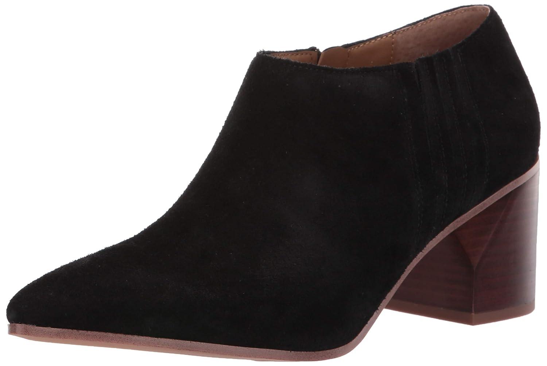 Black Franco Sarto Womens Takoma Ankle Boot