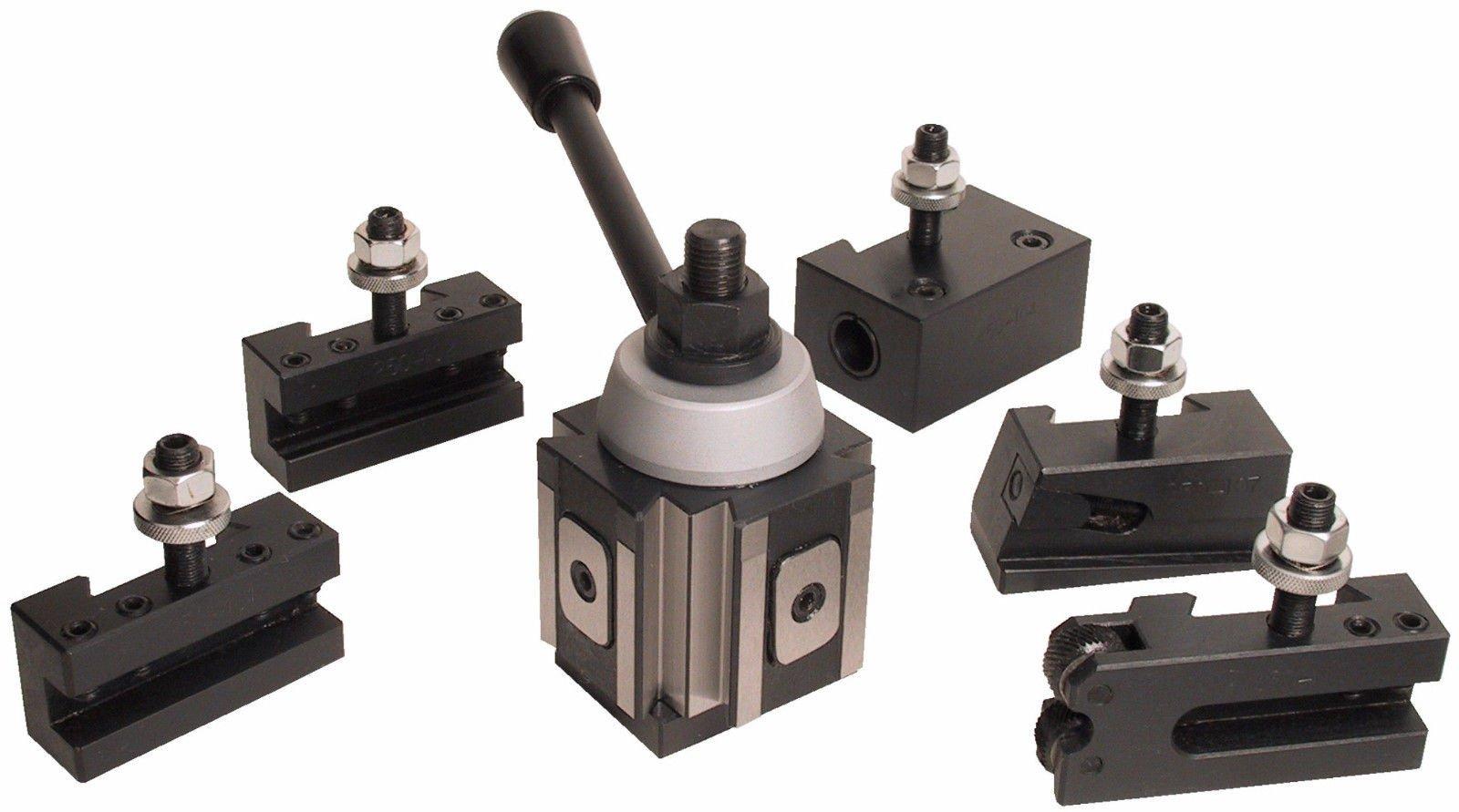 LLDSIMEX 6-12'' Piston Type Quick Change Tool Set 100 AXA