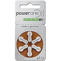 PowerOne No Mercury Size 312, PR41