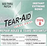 REPAIR PATCH: Zodiac Inflatable Boat Raft Dinghy 6x12'' Tear Aid B