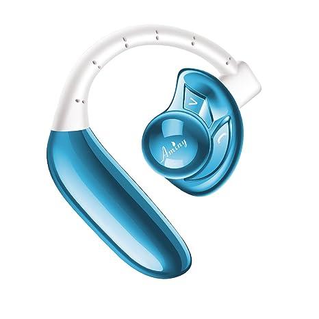 Auricular Bluetooth Aminy UFO con Activar SIRI 200 Horas Tiempo en espera Bluetooth 4.1 Auricular con