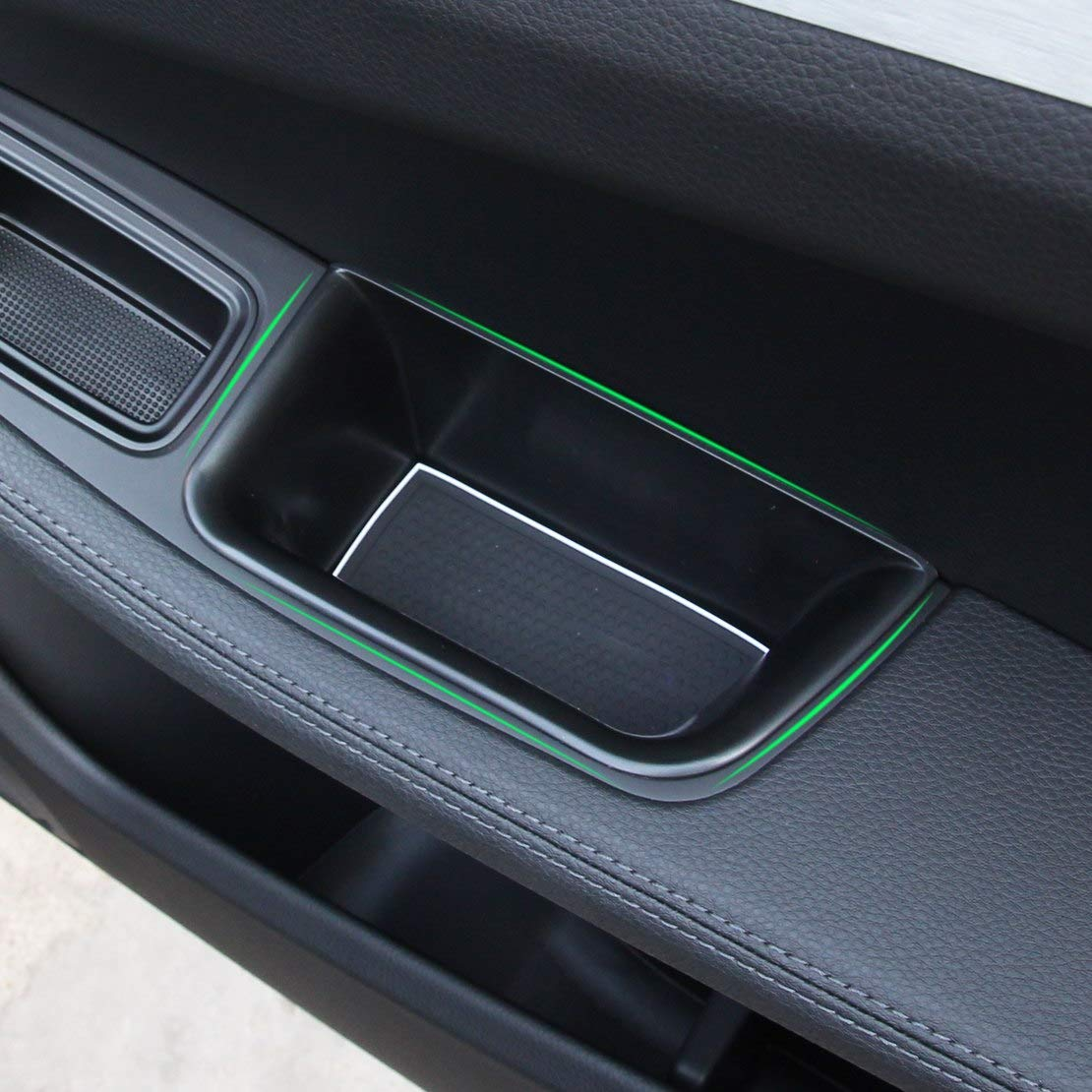 Car Front Door Glove Box Storage Container Box For 2014-2015 Porsche Macan