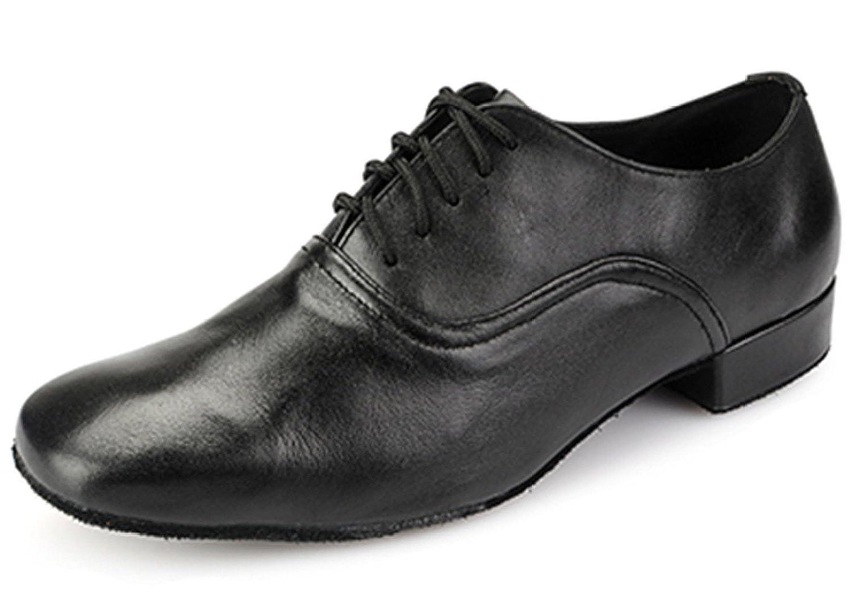 - DAYISS, Chaussures de Danse Homme en Cuir Danse Latine de Bal de Salon de Tango de Rumba Samba de Corrida 43 EU