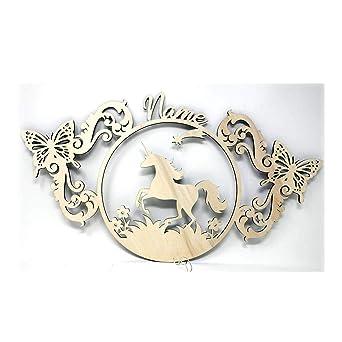 Led Einhorn Schmetterling Geschenke Mit Namen Für Mädchen Einhörner