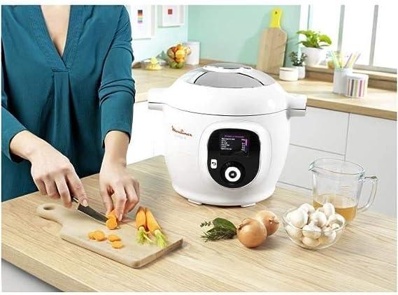 Robot de cocina Cookeo+: Amazon.es: Hogar