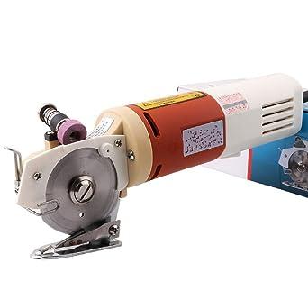 gr-tech Instrumento® Industrial Tijeras eléctricas Tailor eléctrico paño tejido cortador de herramientas de corte de tela de ropa 220 V o 110 V