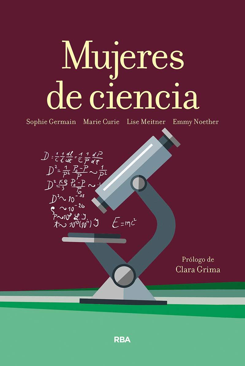 Mujeres de ciencia (DIVULGACIÓN): Amazon.es: Grima, Clara: Libros