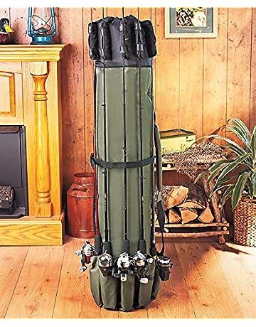 Amazon Com Rod Cases Tubes Rod Reel Storage Accessories