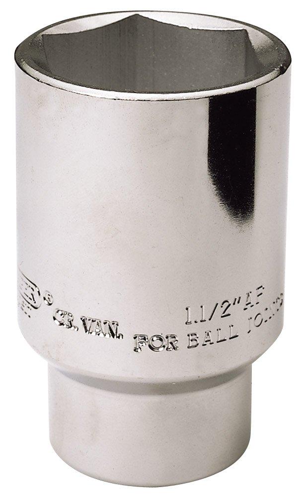 Draper Expert 5034 52mm 3//4-inch Square Drive Hi-Torq 6-Point Impact Socket