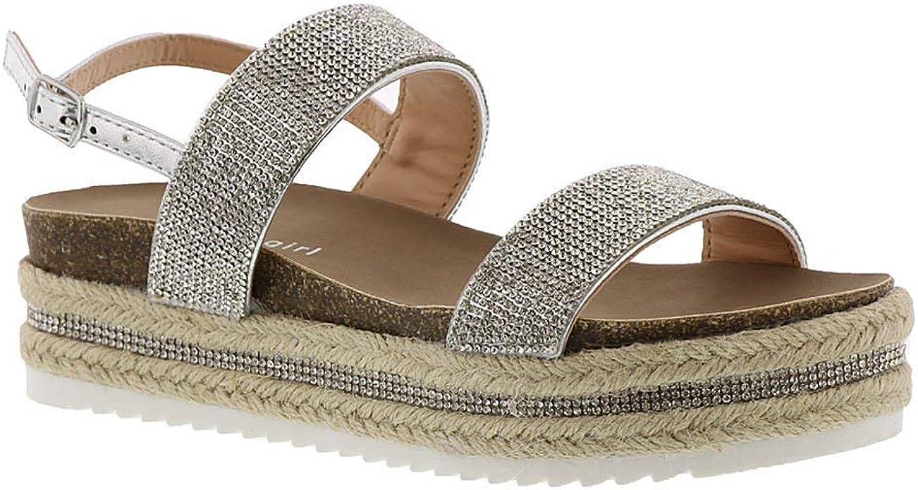Glitzie Wedge Sandal: Amazon.co.uk