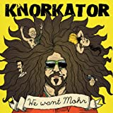 Knorkator: We Want Mohr Lp+CD [Vinyl LP] [Vinyl LP] (Vinyl)