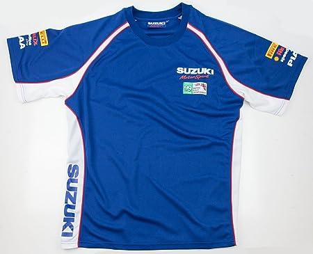 Suzuki Swift Motorsport Rallycross Rally Team Chemise /à manches courtes