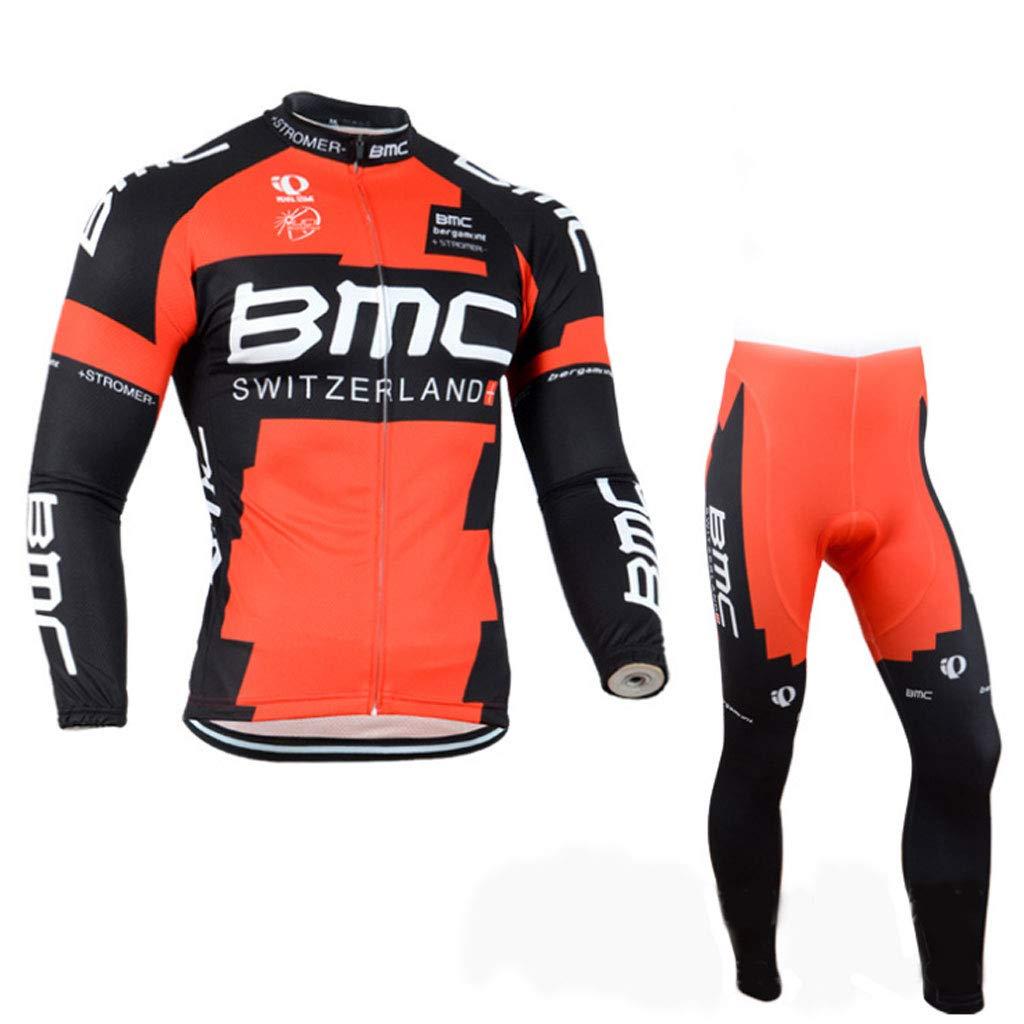 Lilongjiao Männer und Frauen langärmelige Trikots Self-Mountain Road Radfahren Kleidung Radfahren Sportswear