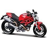 マイスト Maisto 1/12 ドゥカティ Ducati Monster 696 オートバイ Motorcycle バイク Bike Model マイスト オンロード [並行輸入品]