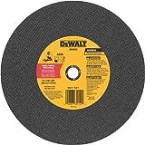 DEWALT DW8005 10-Inch x 7/64-Inch x 5/8-Inch A24R Abrasive Metal Cutting Wheel