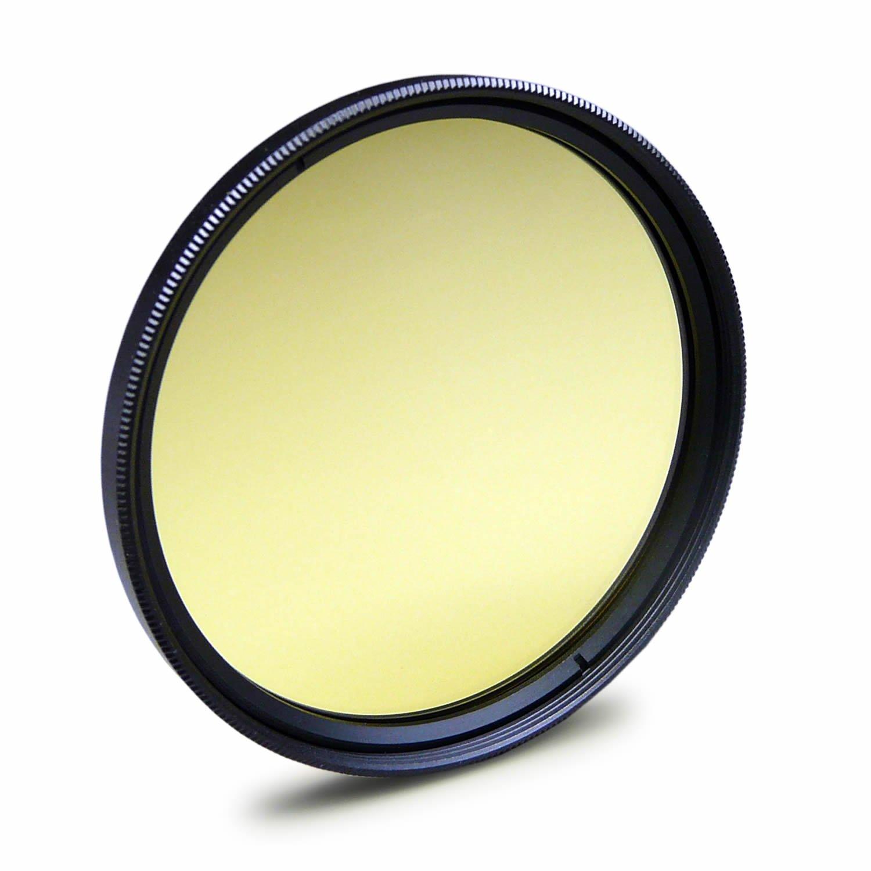 High-Tech pa/ño de limpieza NEX-5R NEX-3 NEX-5 NEX-5N NEX-C3 NEX-7 Filtro de color amarillo 49 mm para Sony Alpha 3000 NEX-F3 y mucho m/ás Alpha 7R