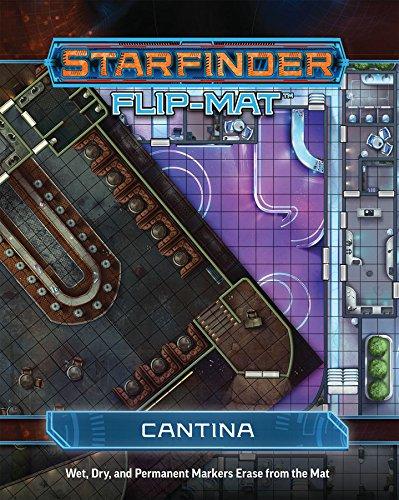- Starfinder Flip-Mat: Cantina