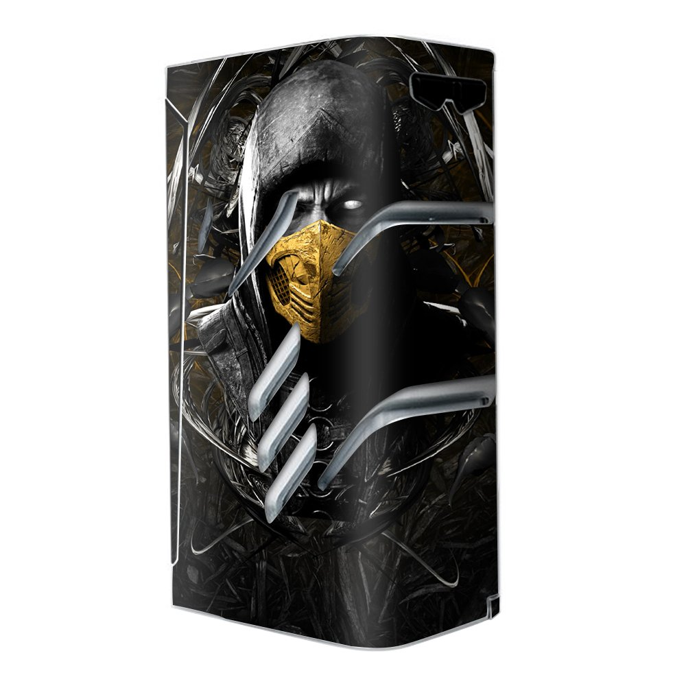Skin Decal Vinyl Wrap for Smok T-Priv Vape stickers skins cover/ Scorpion Ninja Masked