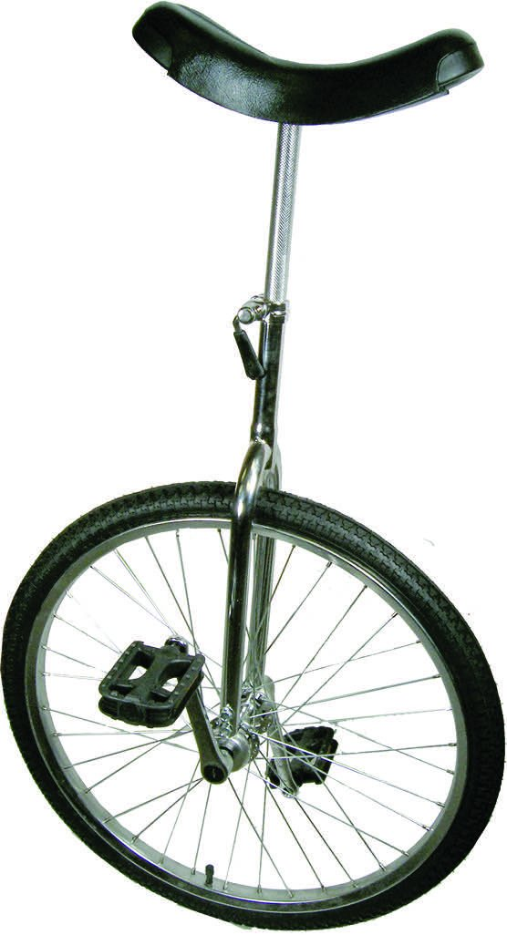 ACTION UNICYCLE ACCLAIM 24X1.75IN. CHROME by Acclaim   B001E4I60C