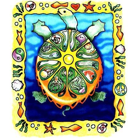Sun Turtle