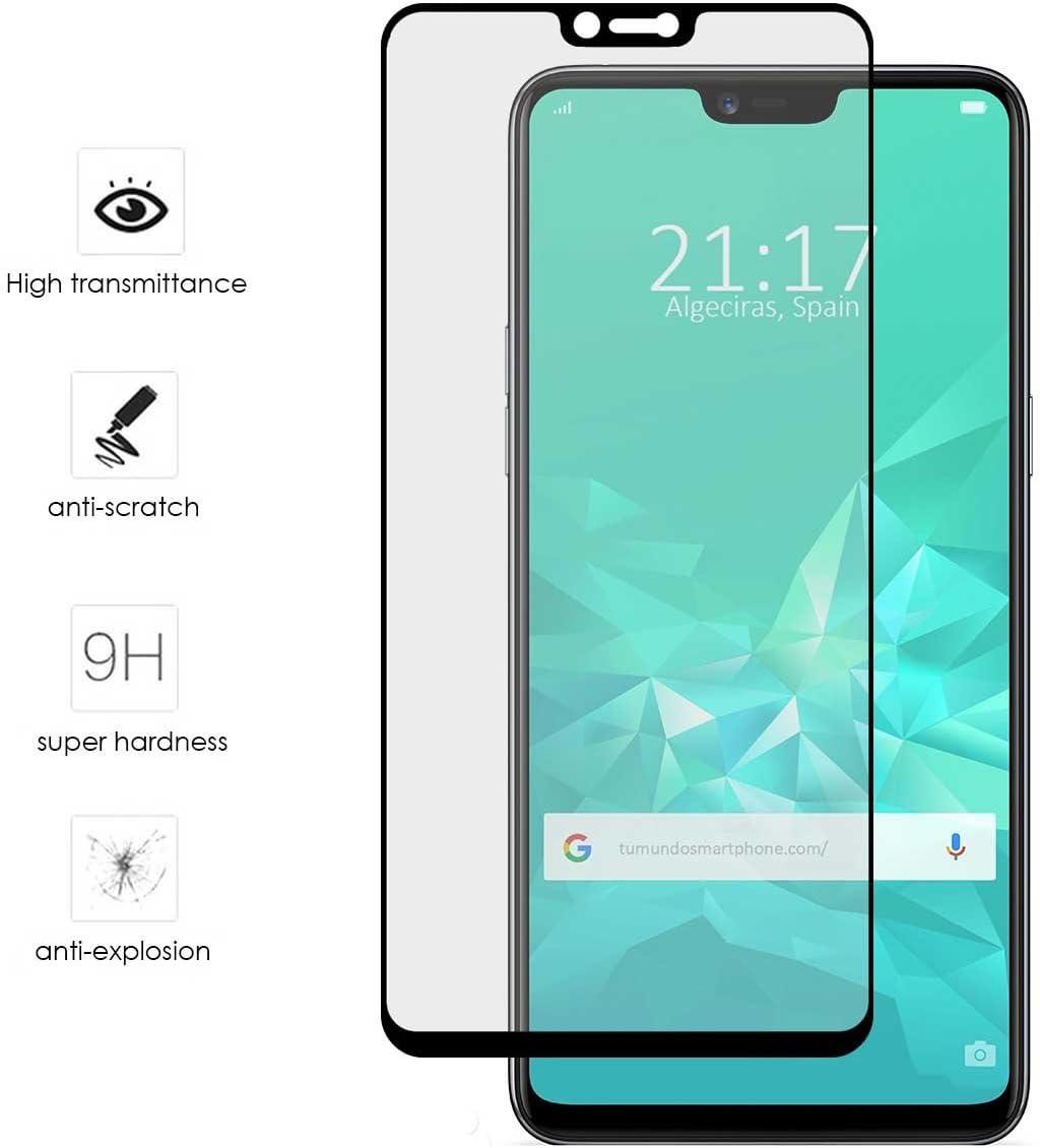 Tumundosmartphone Protector Cristal Templado Frontal Completo ...