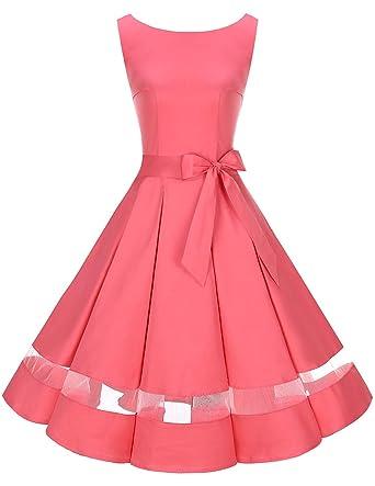 Kleid knielang amazon