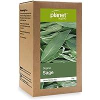 Planet Organic Sage Loose Leaf Tea, 50 g