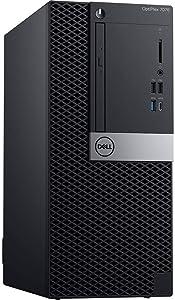 Dell OptiPlex 7070 Mini Tower | Intel 9th Gen i5-9500 (6 Core, 3GHz) | 8GB DDR4 | 256GB Solid State Drive | Win 10 Pro (Renewed)