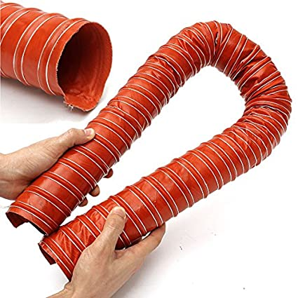New 64mm 2.5Inch Silicone Flexible Brake Ducting Hose Aeroduct Airduct Pipe 1M: Amazon.com: Industrial & Scientific