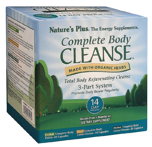 Natures Plus Complete Body Cleanse product image