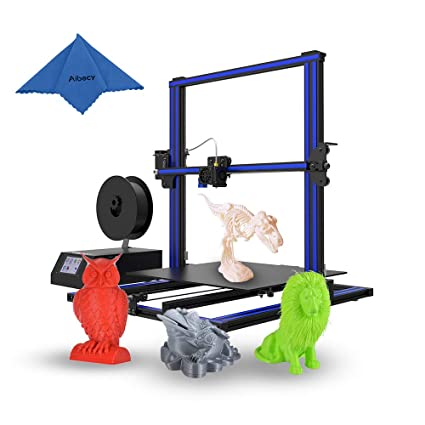 Aibecy Estructura de aluminio de la impresora Tronxy 3D con ...