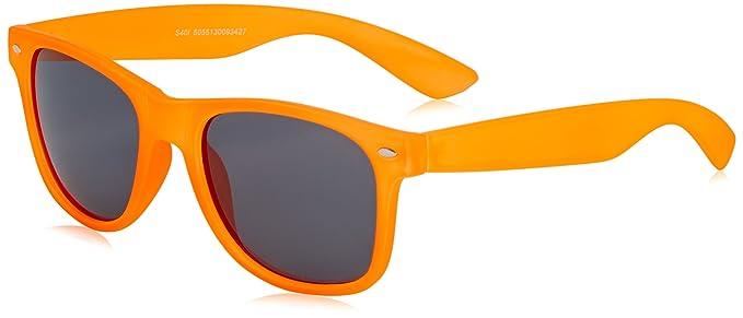 Lunettes de soleil Tailles uniques orange 3MQAM5xyX1