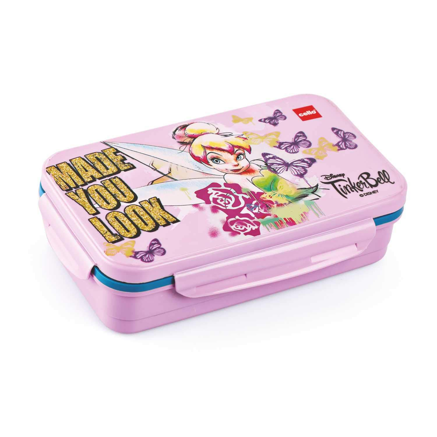 Roll over image to zoom in Cello Super Treat Insulated Lunch Box