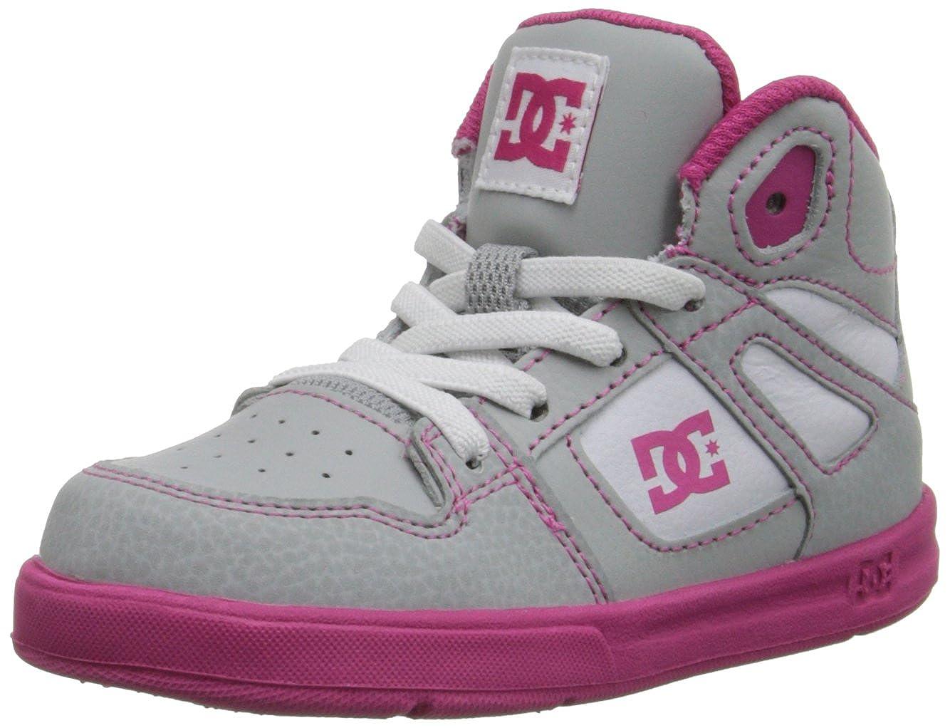 bacdb0808acc7 DC Shoes Kids' Dc Youth Rebound Skate Shoes