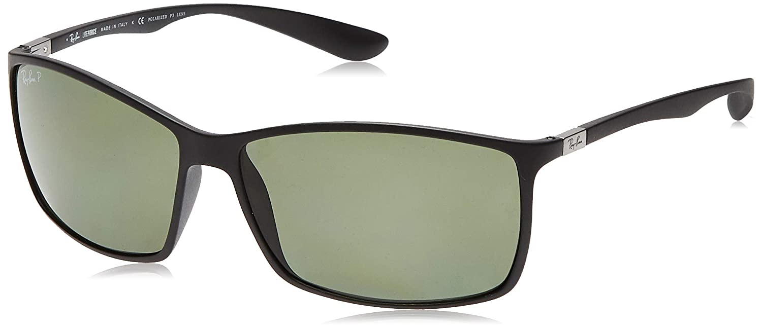 Amazon.com: Gafas de sol Ray-Ban para hombre Liteforce ...