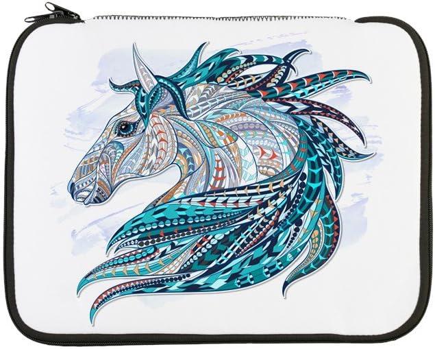 13 Inch Laptop Sleeve Maverick Patterned Horse