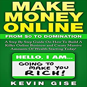 Make Money Online Audiobook