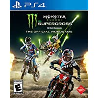 Monster Energy Supercross: el videojuego oficial - PlayStation 4
