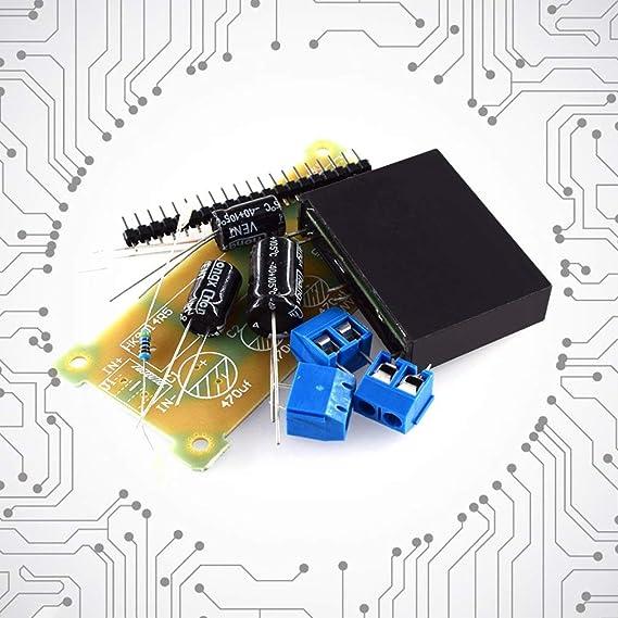 Amazon com: Bangcool 48V to 5V & 12V Power Supply Module HKS014R5