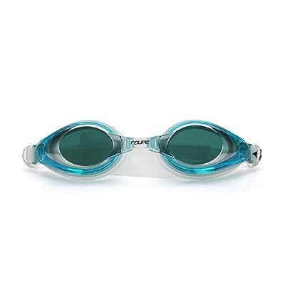 Ohmais Homme Femme Unisexe Lunettes de Natation Swim Goggle Anti-buée Avec protection UV Mirrored Lentilles
